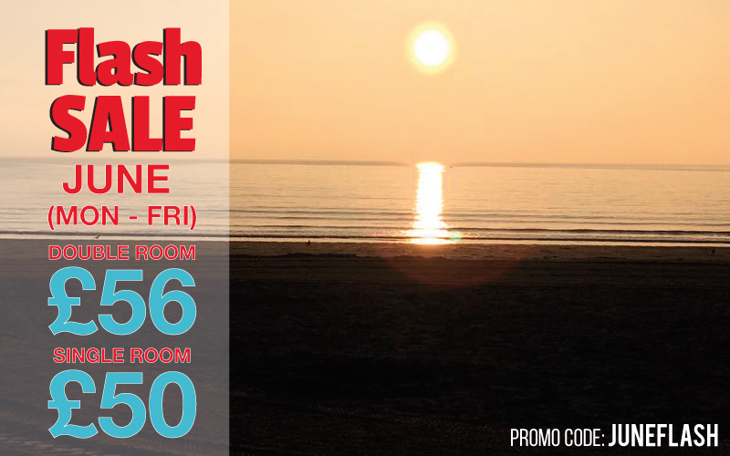 B+B Weymouth June flash sale