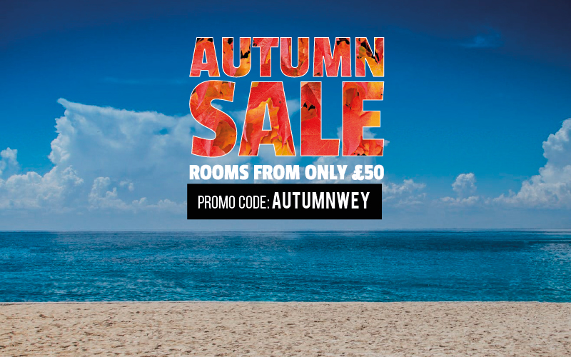 B+B Weymouth Autumn Sale